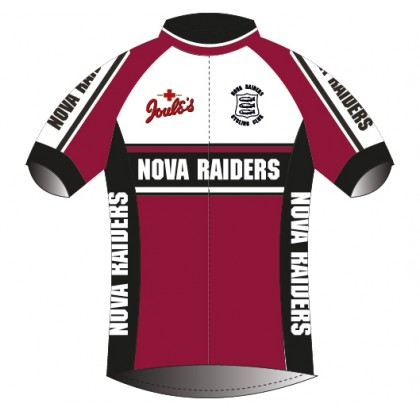 Short sleeved jersey